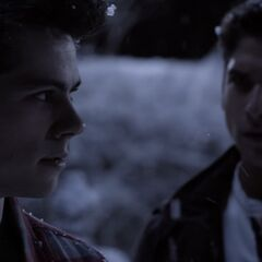 Scott, Stiles dans l'illusion