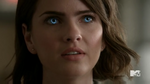 Teen Wolf Season 5 Episode 9 Lies of Omission Malia's blue eyes