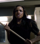 Teen son 3 Episode 1 Tattoo Meagan Tandy Mystery Girl Ready to Throw Down