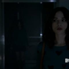 Allison hallucine.