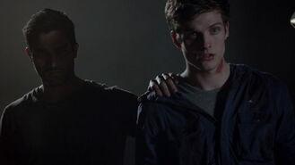 2x12 Isaac and Derek
