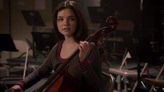 3x08 Paige playing Cello