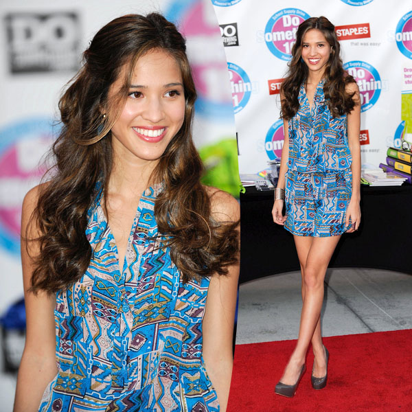 Teen Wolf News kelsey-chow cast in Teen Wolf