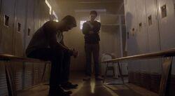 The Divine Move - Derek, Stiles
