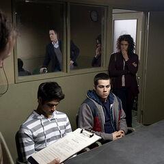 Scott et Stiles subissent la sentence