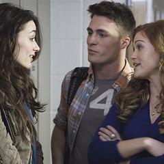 Lydia und Jackson erzählen Allison von der Party und wollen, dass sie auch kommt
