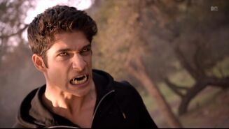 Teen Wolf Season 3 Episode 4 Unleashed Tyler Posey Scott McCall Wolfs Out Cross Country