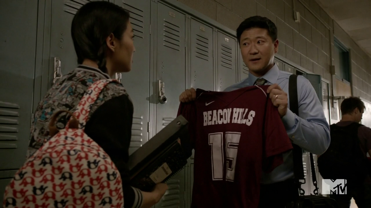 Image - Teen Wolf Season 4 Episode 5 IED Kira and dad ...