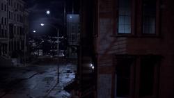 Teen Wolf Season 3 Episode 1 Beacon Hills Street Night