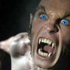 Jackson finally becomes a werewolf.