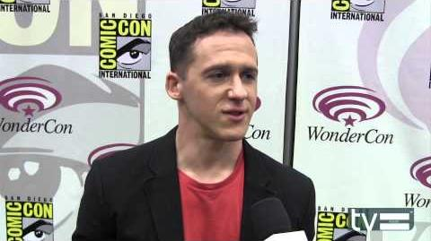 Jeff Davis Interview - Teen Wolf Season 3 (MTV)