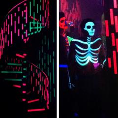 Une fête d'Halloween au Loft de Derek?
