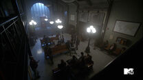 Train-station-in-library-Teen-Wolf-Season-6-Episode-10-Riders-on-the-Storm