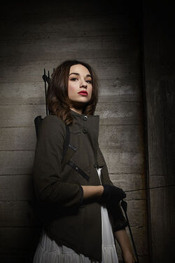 Allison Argent Full - Season 3