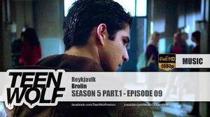 Brolin - Reykjavik Teen Wolf 5x09 Music HD