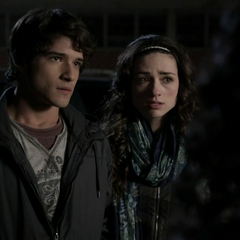Scott and Allison get caught