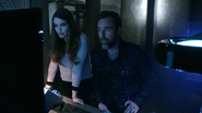 Holland-Roden-JR-Bourne-Lydia-Argent-control-room-Teen-Wolf-Season-6-Episode-16-Triggers