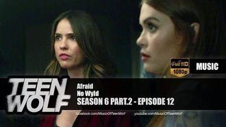 No Wyld - Afraid Teen Wolf 6x12 Music HD