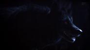 Teen Wolf Season 3 Episode 8 Visionary Talia Hale wolf form