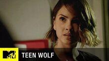 Teen Wolf (Season 5) 'Malia Kick's Theo's Ass' Official Sneak Peek MTV