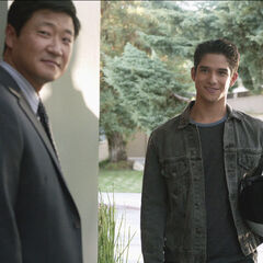 Scott et M. Yukimura