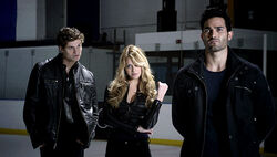 Ice Pick - Derek, Erica, Isaac