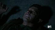 Teen Wolf Season 5 Episode 9 Lies of Omission Scott down