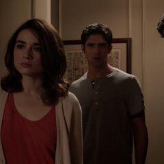 Allison, Isaac et Scott