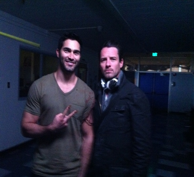 Teen Wolf Behind the Scenes the Hale Boys