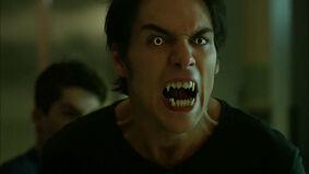 Dylan-Sprayberry-Liam-glowing-eyes-fangs-Teen-Wolf-Season-6-Episode-9-Memory-Found