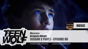 Gregorio Allegri - Miserere Teen Wolf 3x08 Music HD