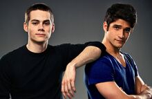 Scott et Stiles 4
