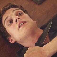 Allison surprend Isaac dans sa chambre