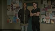 Khylin-Rhambo-Michael-Johnston-Mason-Corey-standing-Teen-Wolf-Season-6-Episode-14-Face-to-Faceless