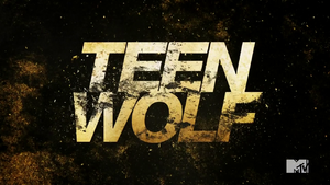 Teen Wollf Season 4 Opening logo