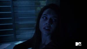 Teen Wolf Season 3 Episode 2 Adelaide Kane Cora First National Bank of Beacon Hills Vault