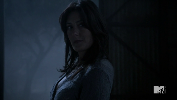Teen Wolf Season 3 Episode 8 Visionary Alicia Coppola Talia Hale