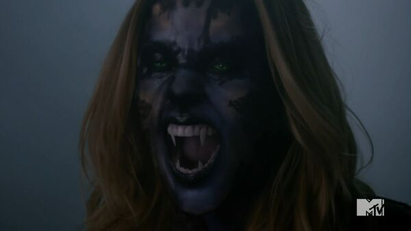 Teen Wolf Season 3 Episode 24 The Divine Move Jill Wagner Kate Argent Transformed