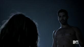 Teen Wolf Season 4 Episode 12 Smoke & Mirrors Derek explains evolution