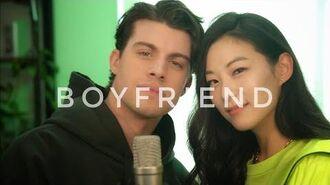 Boyfriend Ariana Grande - Arden Cho x Andrew Matarazzo Cover