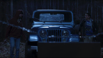 Teen Wolf Episode 1 Stiles Jeep first appearance