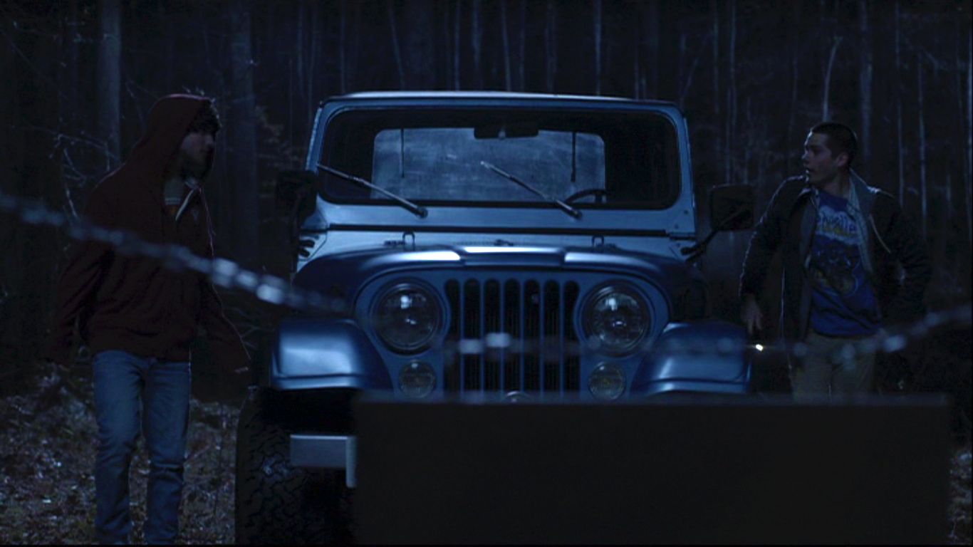 Suficiente Image - Teen Wolf Episode 1 Stiles Jeep first appearance.png  BS19