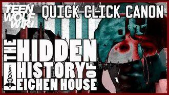 Teen Wolf Mystery The Hidden History of Eichen House