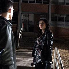 Allison va retrouver Scott