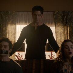 Scott Stiles et Lydia