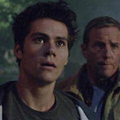 Stiles et son père