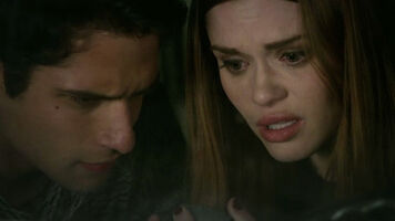 Scott und Lydia