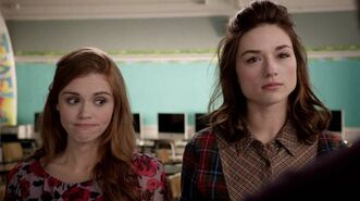 Allison and lydia chaos rising