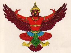 Garuda mythologie