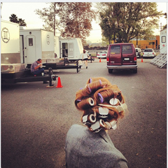 Teen Wolf Behind the Scenes <a href=